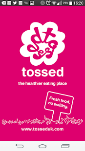 Tossed Ordering- screenshot thumbnail