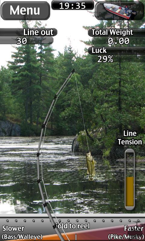 i fishing рыбалка на android