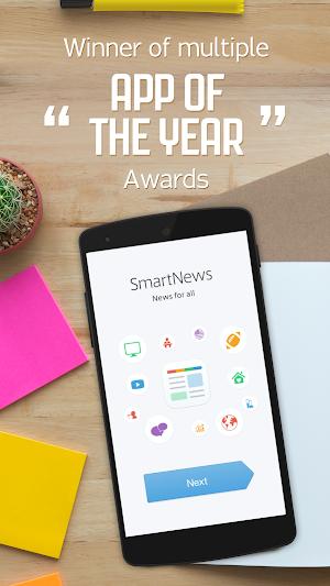 14 SmartNews App screenshot
