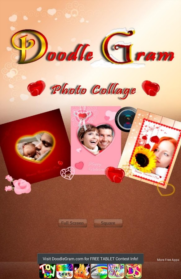 Doodle Gram™ Photo Collage! - screenshot