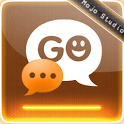 orange Fusion Go Sms Pro icon