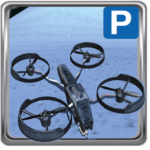 RC Quadcopter Park Simulator