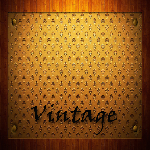 Theme eXPERIAnz SSP™ - Vintage LOGO-APP點子