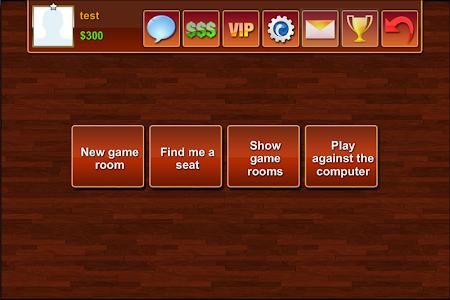 Belote Online Multiplayer beta 1.0.3 screenshot 359777