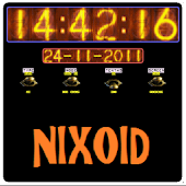 Nixoid Nixie Clock
