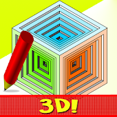 3D Drawing: How to Draw