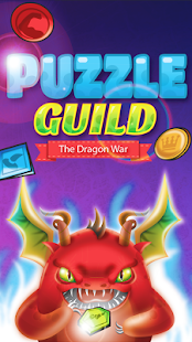Puzzle Guild: The Dragon War- screenshot thumbnail