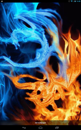 Fiery Creatures Live WP