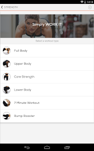 Sworkit Lite - Workout Trainer - screenshot thumbnail