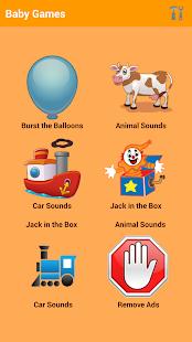 Baby Games - screenshot thumbnail