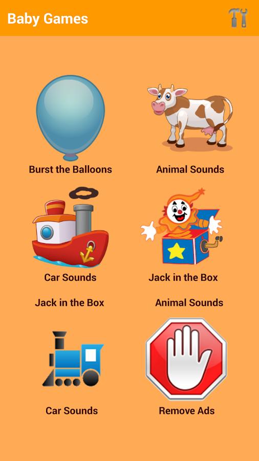 Baby Games - screenshot