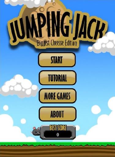 Jumping Mice Game