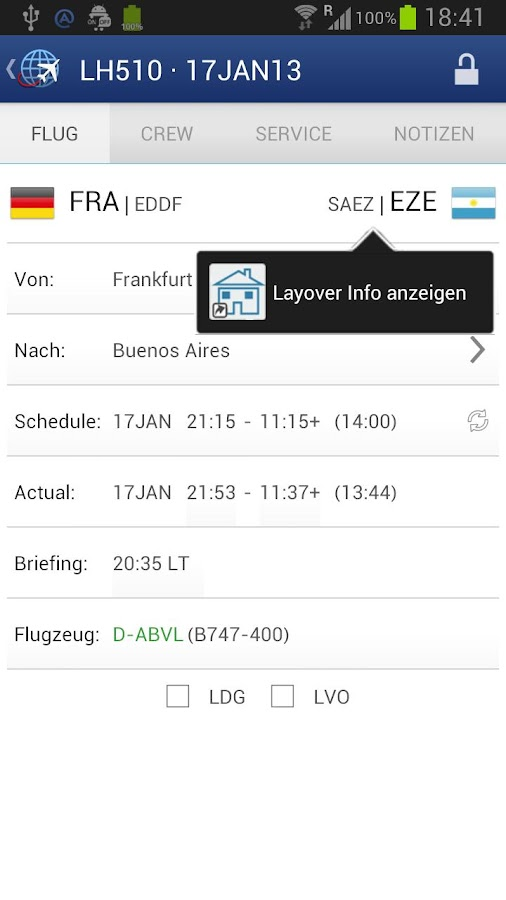 Flitebook - screenshot
