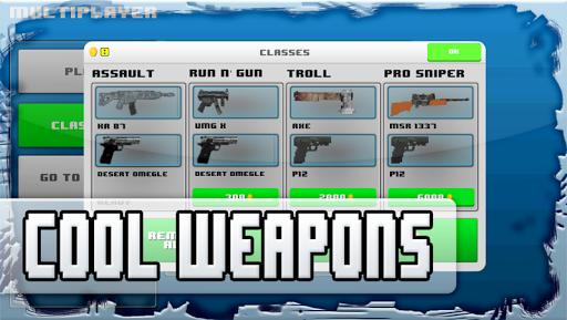 Block War Multiplayer FPS Fun