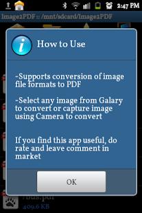 玩免費商業APP|下載Image to PDF Converter Demo app不用錢|硬是要APP