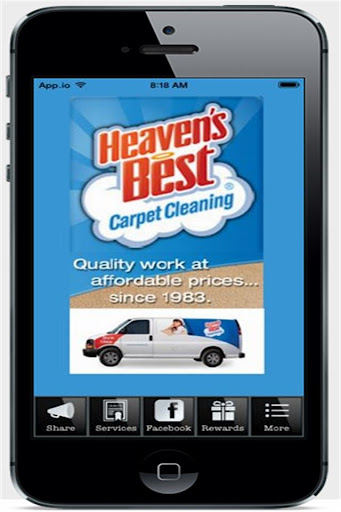Heavens Best Carpet Cleaning
