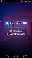 Screenshot of Superevent