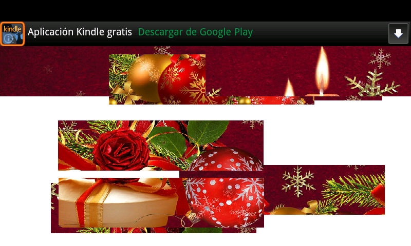 Christmas Puzzle- screenshot