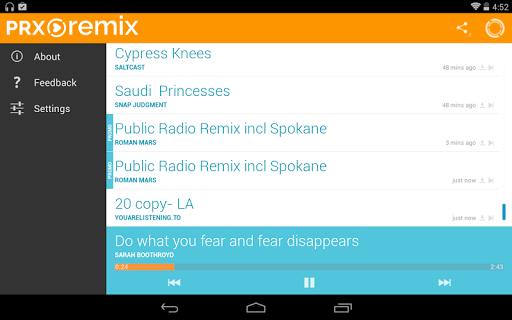 【免費娛樂App】PRX Remix-APP點子