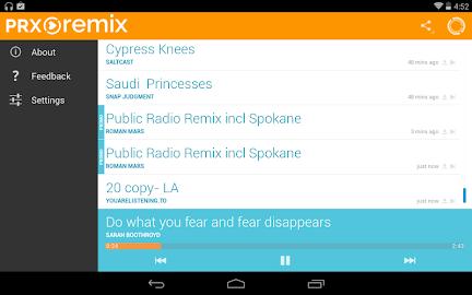 PRX Remix Screenshot 6