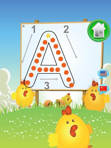玩免費教育APP|下載寶寶學ABC app不用錢|硬是要APP