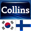 Korean<>Finnish Dictionary T logo