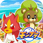 モンプラ【モンスター育成RPGゲーム】GREE(グリー) icon