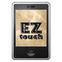 EZtouch (answer by touch) logo