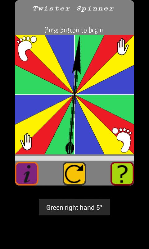 Twister- screenshot