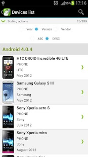 Andro Devices - screenshot thumbnail