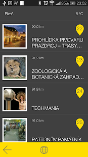 Plzeň - audio tour- screenshot thumbnail