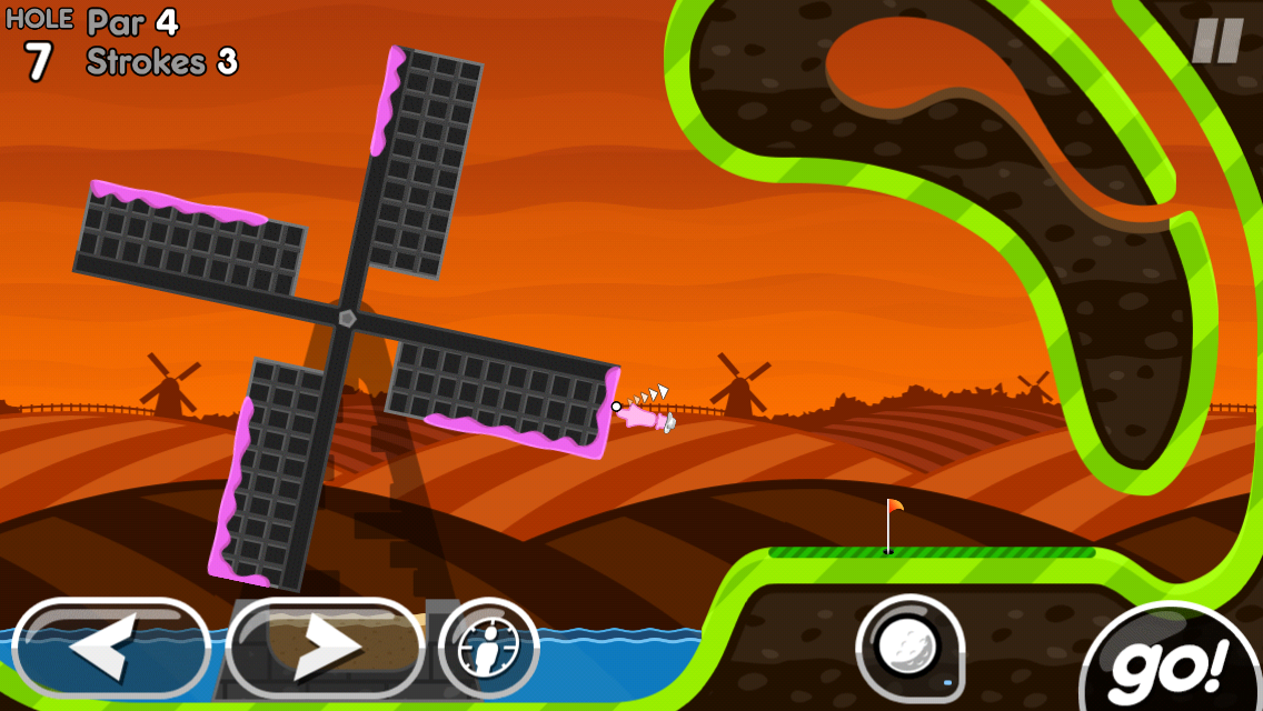 Super Stickman Golf 2 screenshot #7