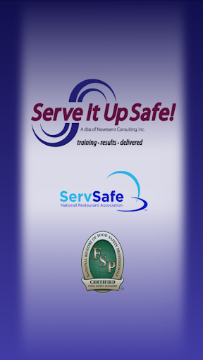 Serve It Up Safe