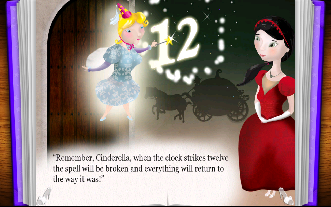 CInderella (MULTI) - screenshot
