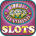 Slot Machine: Triple Diamond icon