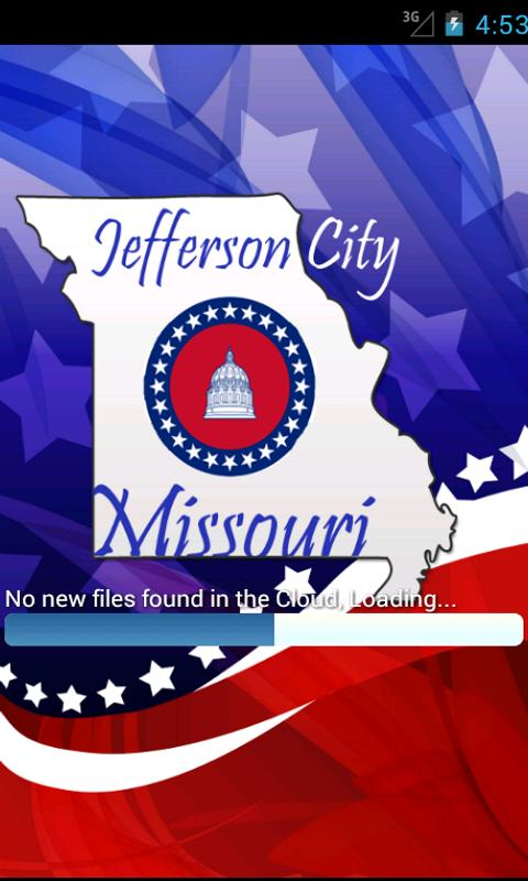 Jefferson City, MO- screenshot