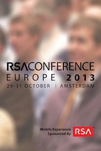 RSA Conference Europe - screenshot thumbnail