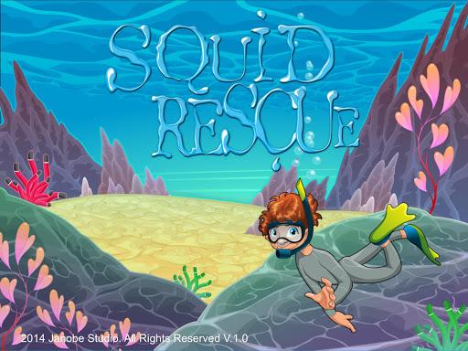 Squid Rescue X Free