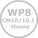 WP8 cm10/10.1/aokp theme icon