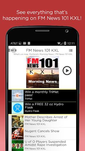KXL FM News