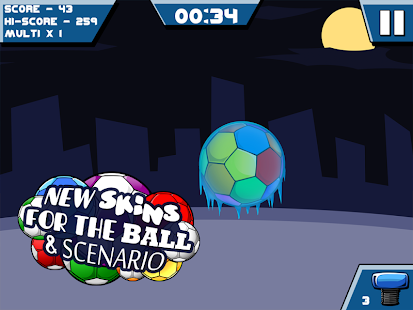 Tap it Up! Keepy Uppy Game- screenshot thumbnail