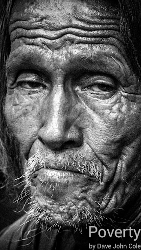 Poverty by Dave John Cole