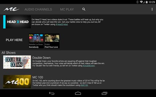Download Music Choice Google Play softwares - aybKgaqFoCKk