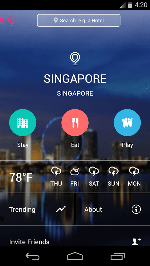 Singapore City Guide - Gogobot - screenshot