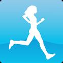 Pedometer - caloriecounter icon