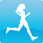 Pedometer - caloriecounter icon