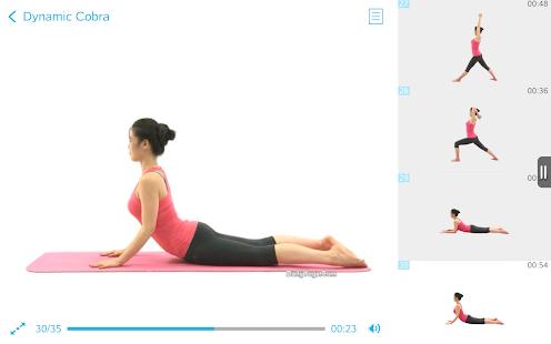 Daily Yoga - Fitness On-the-Go- screenshot thumbnail