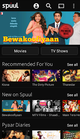 Spuul - Indian Movies & TV 2.5.0 screenshot 236983