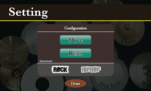 Drum Studio screenshot