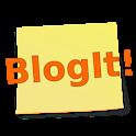 BlogIt! logo